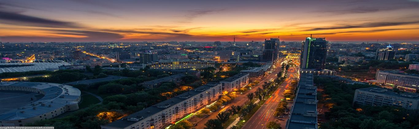 Энергия и ритм большого города