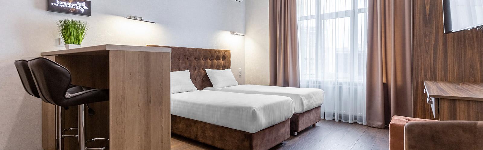 Barasport city apartments - the key to the heart of KievBarasport city apartments - the key to the heart of Kiev
